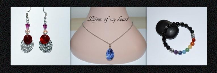 Bijoux of my heart