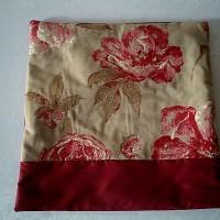 Housse de coussin floral -Décoration ameublement
