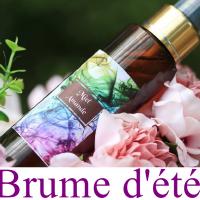 Parfum d'Ambiance Brume d'été Senteur Florale 100 Ml Spray d'ambiance Brume Parfumée Désodorisant Maison Diffuseur de Parfum d'intérieur