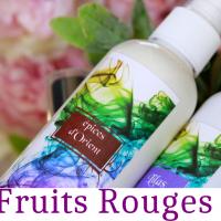 Brume de Linge Fruits Rouges Senteur Fruitée 100 Ml Désodorisant Textile Spray d'Ambiance Chambre Maison Parfum d'Oreiller D'intérieur Aromathérapie