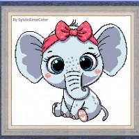 La petite elephante