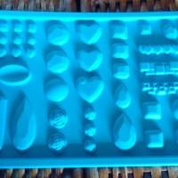 Lot de 37 différents moule en silicone