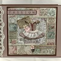 Tuto Album Passion - Stampéria