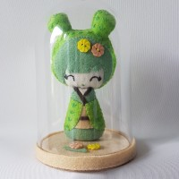Kokeshi cactus