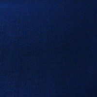 Coupon lin bleu roi 210x150 cm