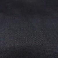 Coupon lin marine 120x150 cm