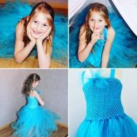 robe de princesse en tutu