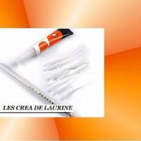Paquet de base colle de strass: colle de strass (20ml), outil adaptable (± 70-90mm), crayon pour rammasser du strass (± 170x7mm)