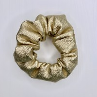 Chouchou - Similicuir doré