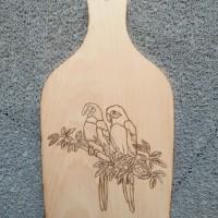 planche perroquets