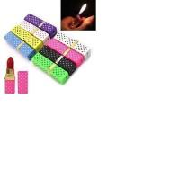 1 Briquet Rouge à lèvres Créative forme de butane briquet à gaz Rouge + rose voir description