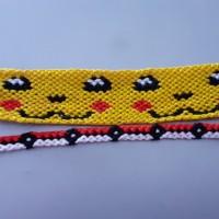 bracelet personnalisé pokemon