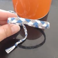 Bracelet brésilien tresser