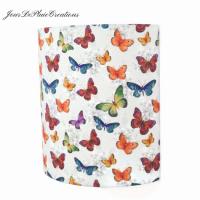 Applique murale papillons colorés