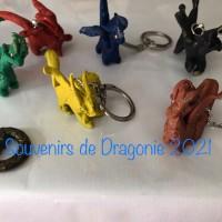 Dragon Xpress , porte clefs