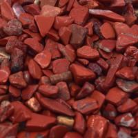 Pierres de jaspe rouge naturel non percés,cristaux lot de 25g/50g/100g