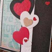 Carte Saint-Valentin