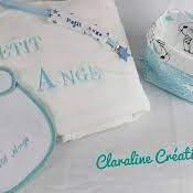 Kit naissance personnalisé - Réservé Véronique
