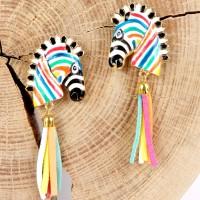 Boucles d'oreilles de créateur