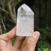 Pointe Cristal de roche #25