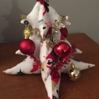 Sapin de Noël ? avec accessoires ?(4)